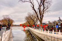 Traditional Hutong Streets, Beijing
