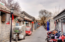 Traditional Hutong Streets, Be...