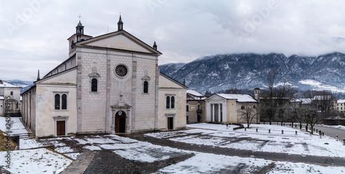 Fotografie, Obraz  Chiesa Duomo Feltre
