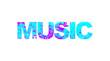music slogan art