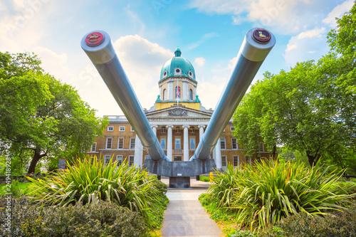 Obraz na plátně Imperial War Museum in London, UK