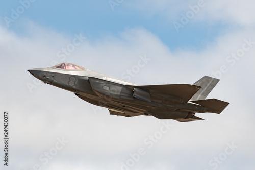 Photo  Lockheed Martin F-35A Lightning II