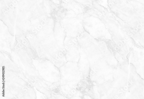 Foto op Canvas Stenen Natural white marble texture abstract background