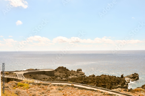 Fotografia  Valley in the Canary Islands