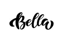 Bella Lettering