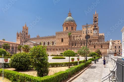 Katedra w Palermo, Santa Vergine Maria Assunta, Sycylia, Włochy