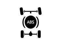 ABS. Single System Symbol Car ...