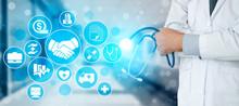 Health Insurance Concept - Doc...