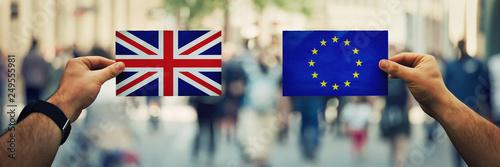 Fotografía  uk vs eu