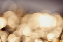 Grey Background With Bright Twinkles And Sparkles