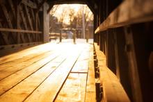 Sheffield Massachusetts Covered Bridge
