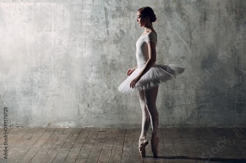 Fotografija Ballerina female