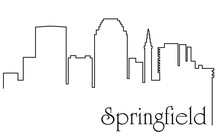 Springfield City One Line Draw...