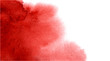 Abstract watercolor red background for your design.