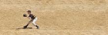 Youth Baseball Player