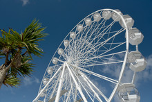 Ferris Wheel On Bournemouth Promenade, Dorset
