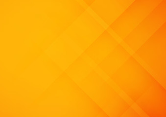 Abstract orange geometric vector background, can be used for cover design, poster, advertising