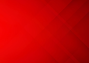 Abstract red geometric vector background, can be used for cover design, poste...
