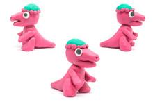 Play Doh Pachycephalosaurus On...