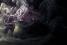 Magical Purple Smoke, Charm, Curse
