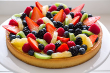 Fruit Tart - Crostata Di Frutta