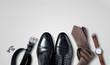 canvas print picture - Men accessoires, Still life, Business look