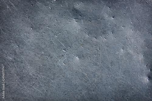 Fotografie, Obraz Grunge metal texture steel plate.