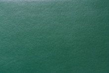 Dark Green Leather Texture Background Surface