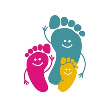 Different Size Footprints