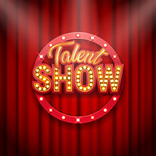 Talent Show Banner, Poster, Go...