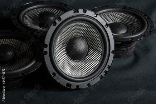 Fotografie, Obraz  car audio system