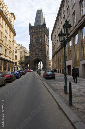 Fotografie, Obraz  Tour poudrière de Pragues