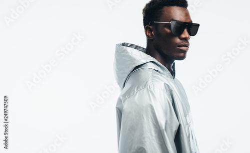 Fotografia  Stylish african man