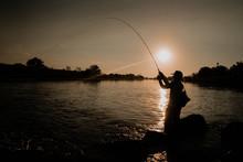 Sunset Fish