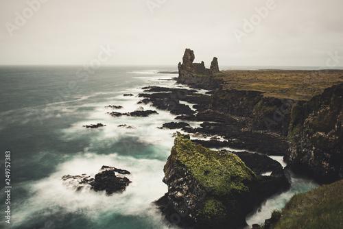 Obraz Icland sea landscape - fototapety do salonu