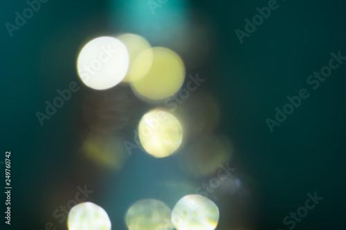 Fotografia, Obraz  nicht fokusiertes Licht