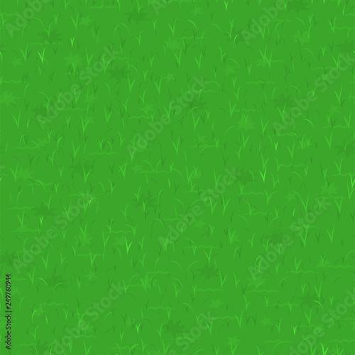 Fototapeten Künstlich Grass Lawn Texture Pattern Tile
