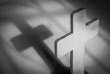 Cross With Shadow: Symbol Of T...