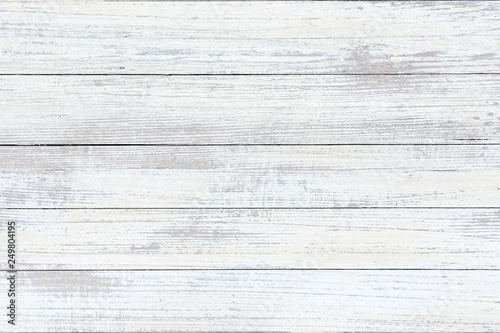 Fotografía  washed wood texture, white wooden abstract background