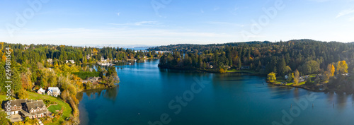 Eagle Harbor Winslow Washington Bainbridge Island Canvas