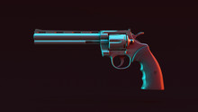 Double Action Revolver With Re...