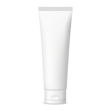 Plastic Cosmetic Tube For Crea...