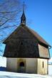 Kleine Kapelle auf dem Kandel