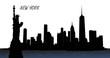 Vector city new york