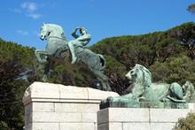 Physical Energy Statue (Rhodes Memorial)