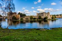Leeds Castle Near Maidstone In...