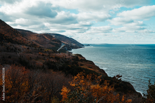 Canvas-taulu Cape Breton, Nova scotia, Canada