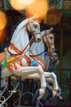Carriage Rider Carousel