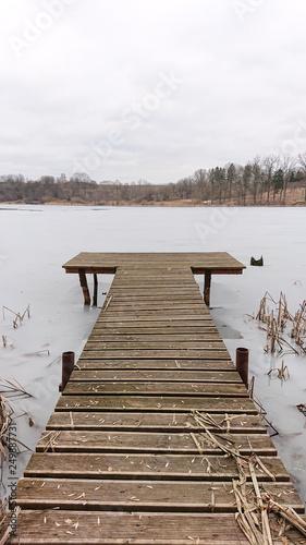 Jezioro Linowskie - Łęgajny