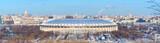 Sports complex Luzhniki view from Sparrow Hills